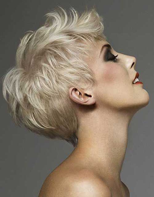 Best Blonde Short Haircuts