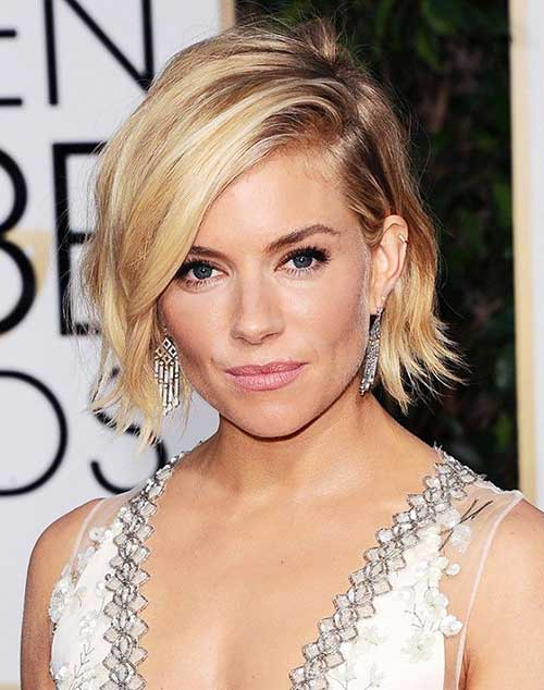 Bob Cut Cropped Hair Styles