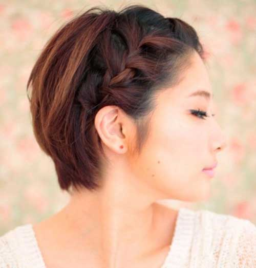 Best Braided Hairstyles for Short Hair