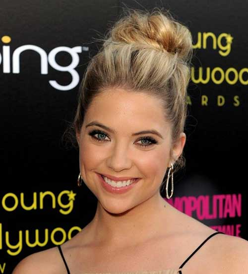 Best Buns Hairstyles For Short Hair