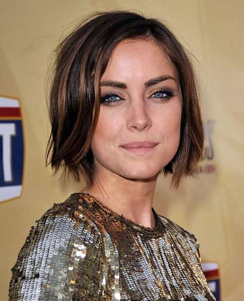 Celebrity Short Bob Hair Styles