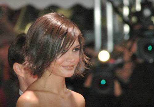 Best Celebrity Short Hair