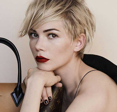 40 Best Short Celebrity Hairstyles Short Hairstyles Haircuts 2019 2020