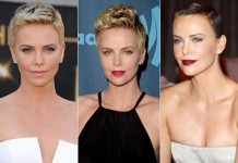 Charlize Theron Pixie Styles