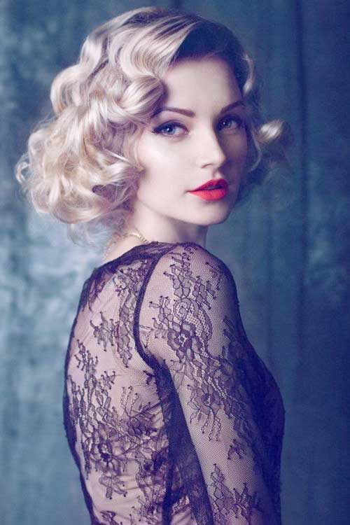 Classy Hairstyles for Short Hair Pictures
