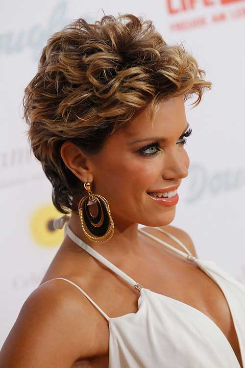 Excellent 20 Good Pixie Haircuts For Curly Hair Short Hairstyles Hairstyles For Men Maxibearus