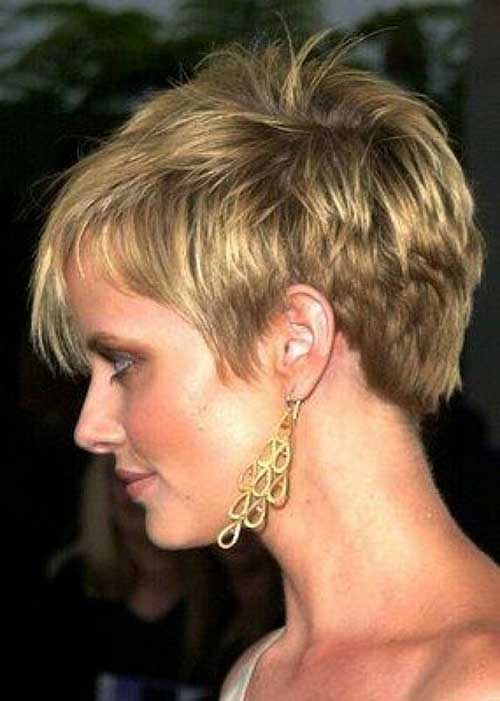 Classy Short Haircuts for Older Ladies