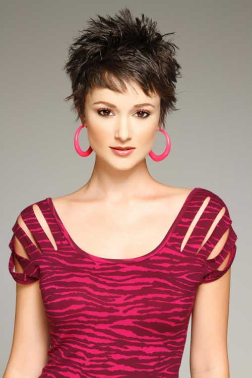 15 Short Spiky Haircuts For Women | Short Hairstyles