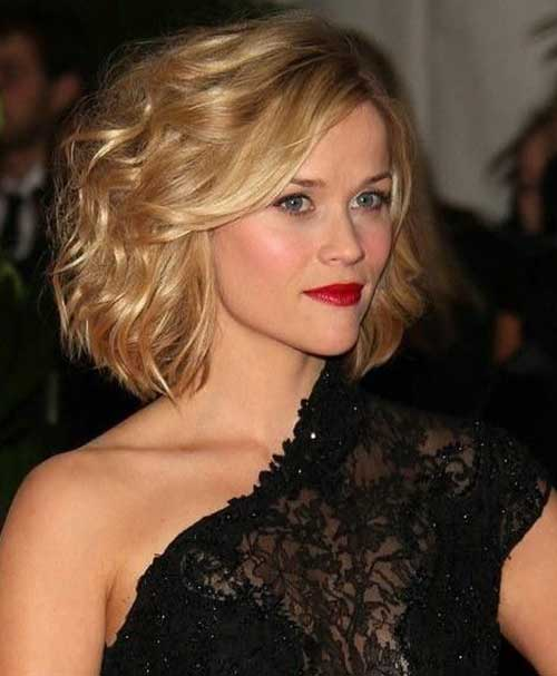 Best Curly Short Blonde Hairstyles