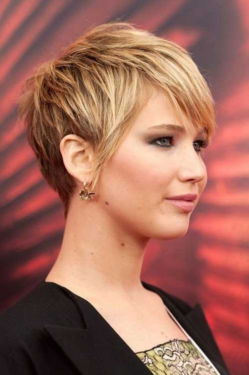 Cute Fine Pixie Haircuts for Short Blonde Hair