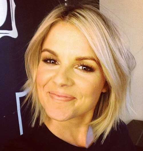 Cute Haircuts for Straight Short Hairstyles