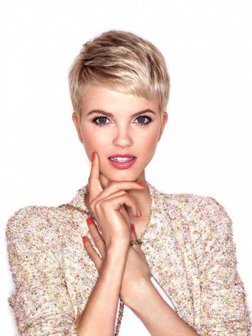 Cute Pixie Haircuts for Short Hair Styles