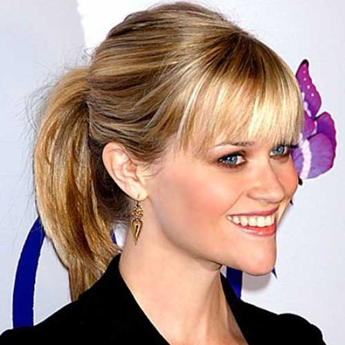 Remarkable Easy Ponytail Styles For Short Hair You Will Love Short Short Hairstyles Gunalazisus