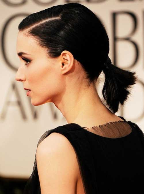 Cute Ponytail Ideas for Short Hair