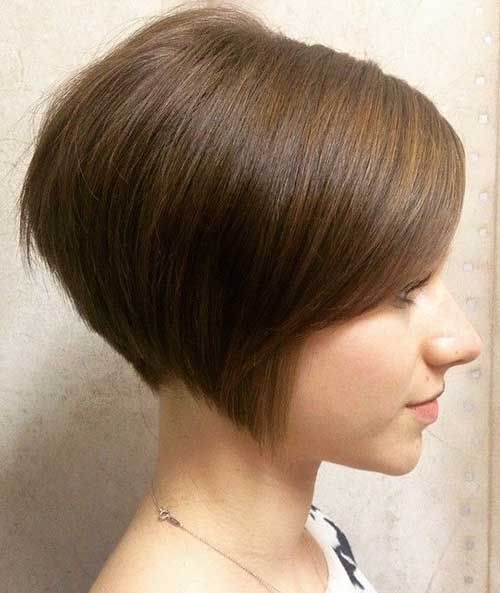 Cute Short Bob Hairstyles for Straight Hair