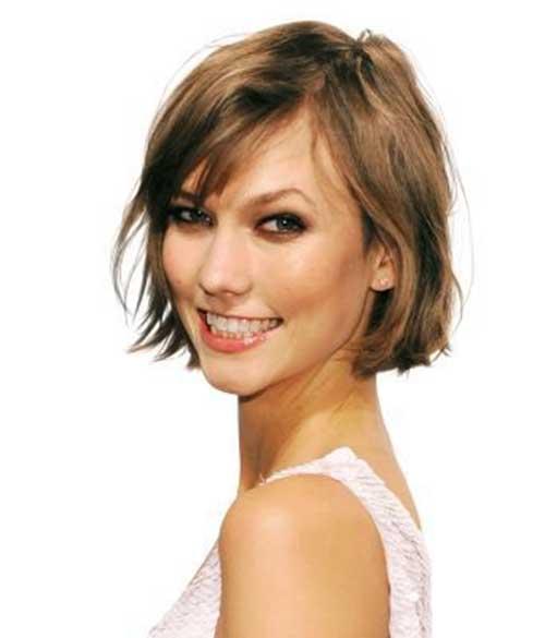 10 Cute Short Haircuts For Thin Hair Short Hairstyles Haircuts