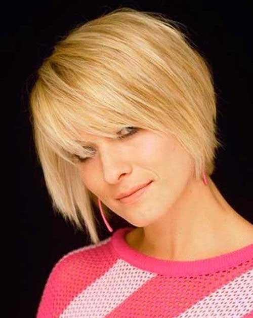 Best Cute Short Straight Hairstyles