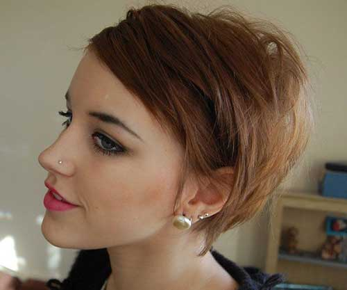 Enjoyable 30 Simple Hairstyles For Short Hair Short Hairstyles Amp Haircuts 2015 Short Hairstyles Gunalazisus