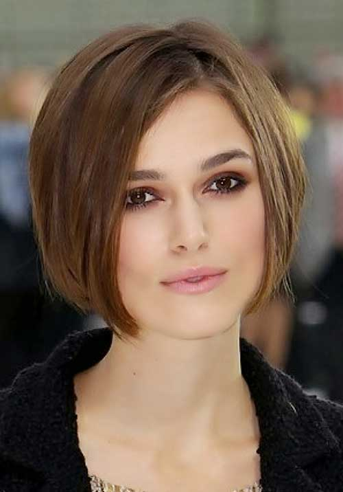 Cute Trendy Bob Straight Hairstyles