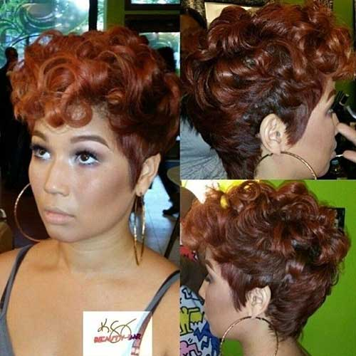 Stupendous How To Pin Curl Short Curly Hair Best Image Hair 2017 Hairstyles For Women Draintrainus