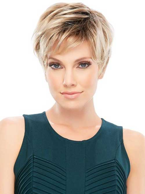 Best Fine Pixie Haircuts