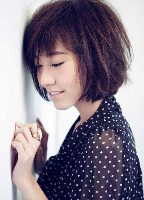 Girls Asian Short Haircuts