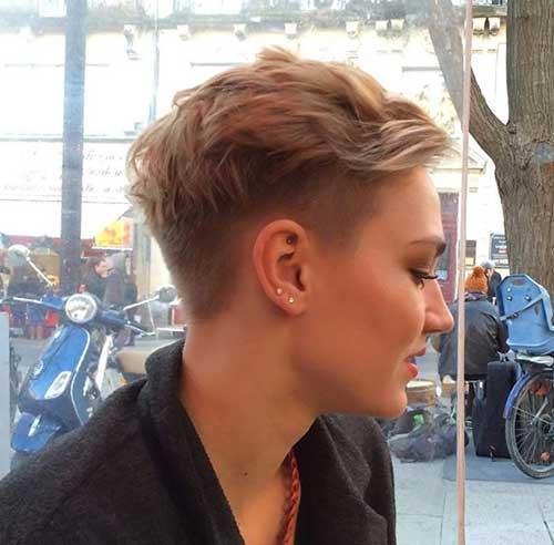 Shave And Haircut: Short Hairstyles & Haircuts