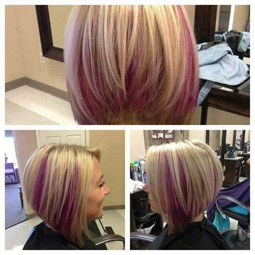 hair-highlights-for-short-haircut