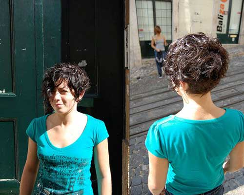 Haircuts Short Thick Curly Hair