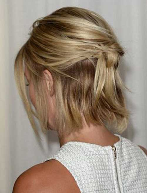 Best Half Up Hairstyles for Short Hair