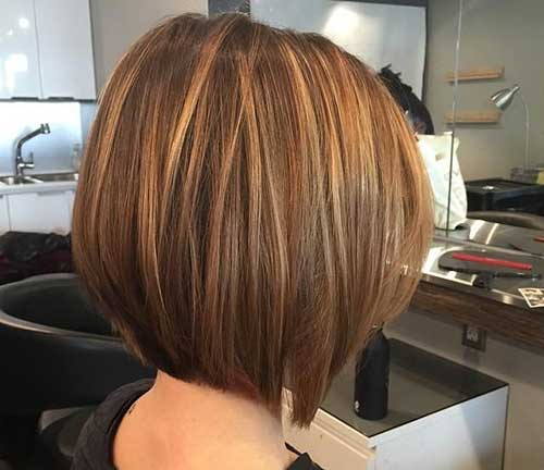 Gorgeous Highlights For Short Hair