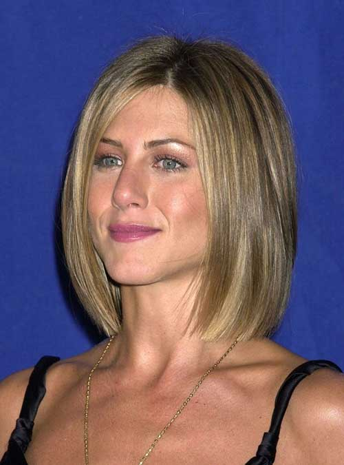 Jennifer Aniston Bob Cut