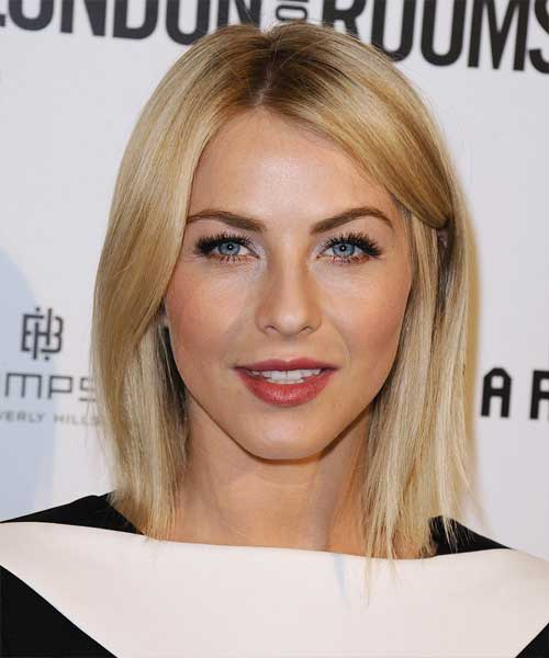 Julianne Hough Short Blonde Hair