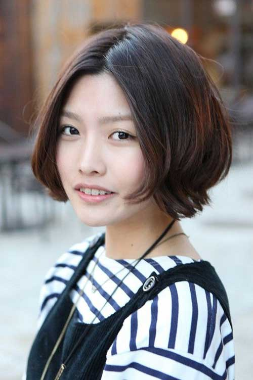 Korean Bob Hairstyles Ideas