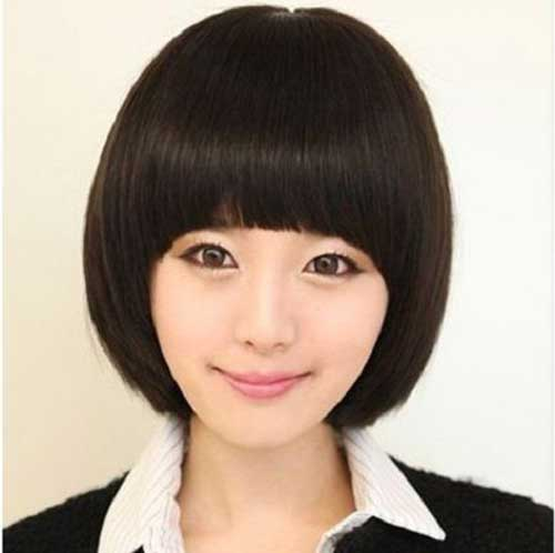 Korean Straight Bob Hair