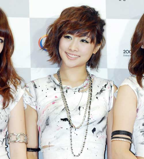 Super 15 Best Korean Bob Hairstyle 2014 2015 Short Hairstyles Short Hairstyles For Black Women Fulllsitofus