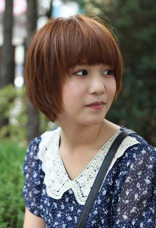 15 Best Korean Bob Hairstyle 2014 2015 Short