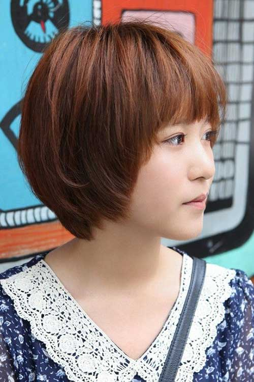 Best Korean Straight Bob Hairstyles
