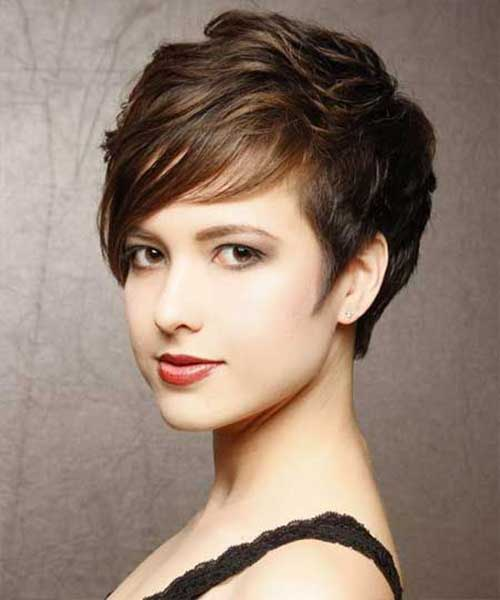Latest Pixie Cut Wavy Hairstyles