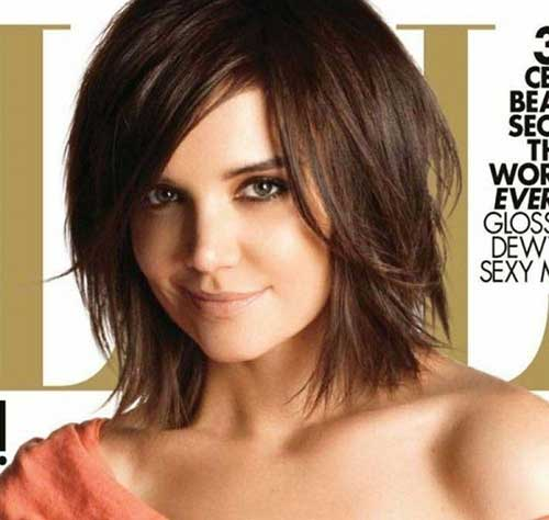 Layered Hairstyles for Short Hair Ideas