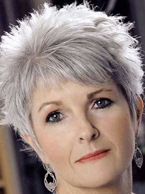 20 Short Haircuts For Mature Ladies Short Hairstyles