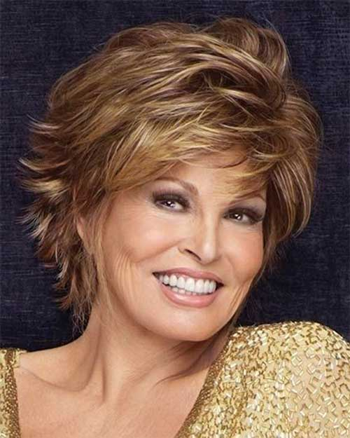Best Layered Short Haircuts for Women over 50