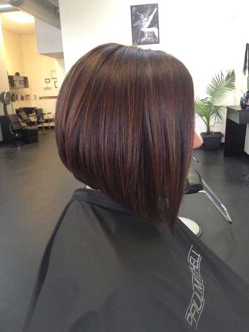 Line Short Hairstyles Trends