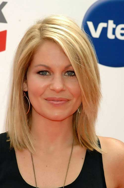 Long Bob Hair Celebrity Hairstyles