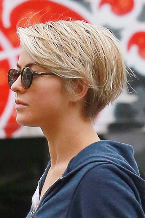 Best Long Pixie Celebrity Hairstyles