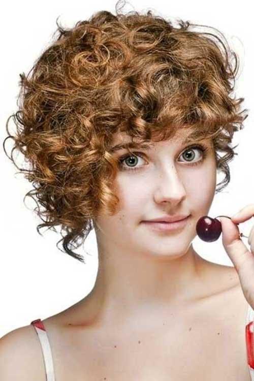 Long Pixie Cut Curly Hair