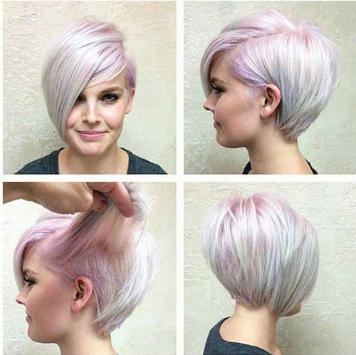 Long Pixie Bob Hairstyles for Women