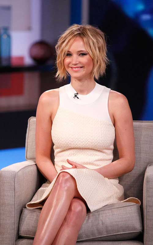 Best Messy Bob Celebrity Hairstyles