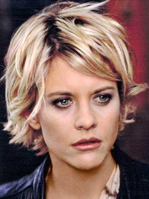 Best Messy Short Hair Celebrity Hairstyles