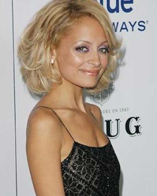 Nice Nicole Richie Bob Haircut